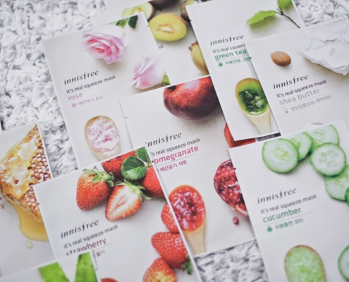 New Innisfree My Real Squeeze Mask review