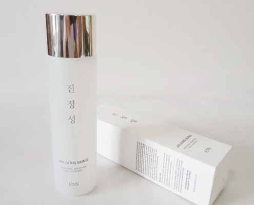 Jin Jung Sung Soothing face moisturizer