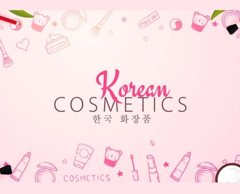 Most Popular Korean cosmetics Brand