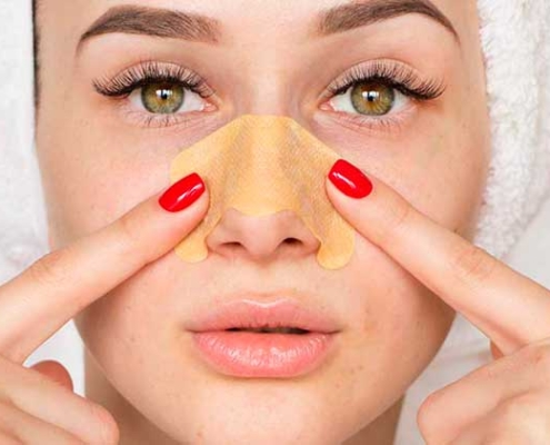How to remove blackheads natural way